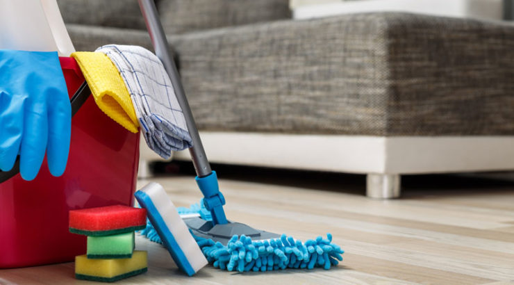 How to Spring Clean Your Life